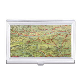 Birdseyes View Great Plains Business Card Holders