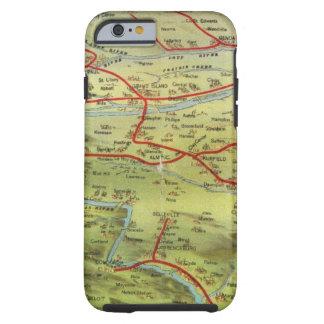 Birdseyes View Great Plains Tough iPhone 6 Case