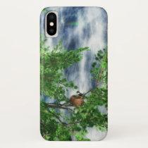 Birdsnest Falls iPhone Case