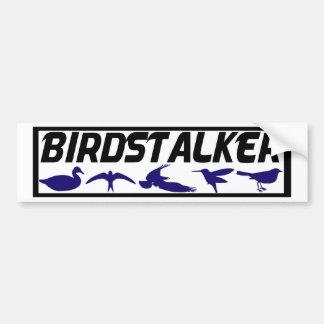 Birdstalker Bumper Sticker