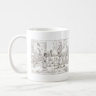 Birdtrees of Betown #01 Coffee Mug