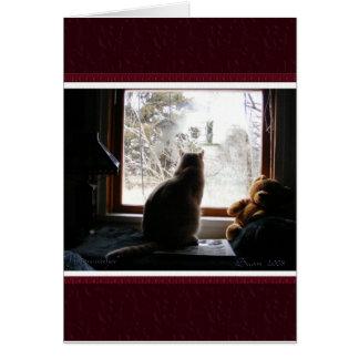 Birdwatcher Card