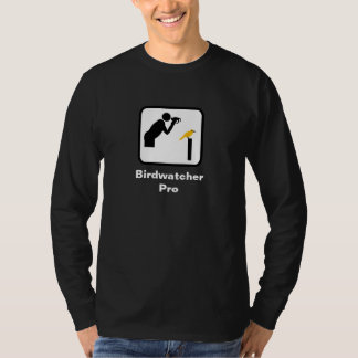Birdwatcher Pro (Dark) T-Shirt