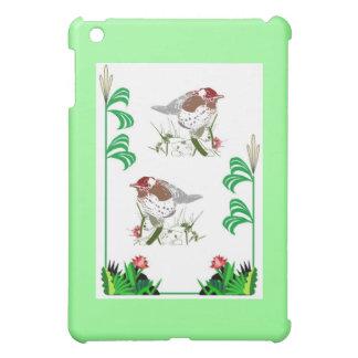 Birdwatchers delight iPad mini case