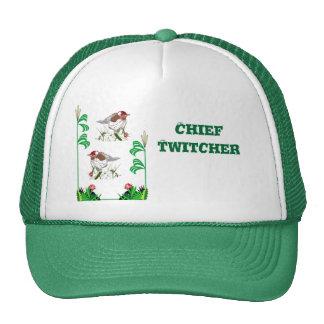Birdwatchers delight trucker hat