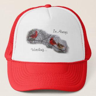 Birdwatching Baseball Cap- customize Trucker Hat