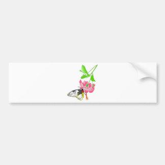 Birdwing Butterfly Bumper Sticker