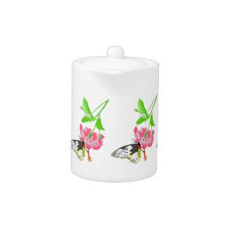 Birdwing Butterfly Teapot