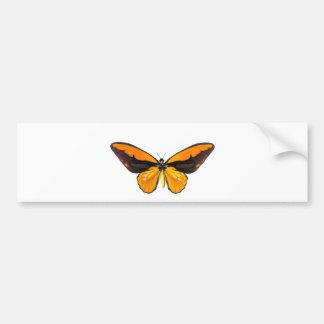 BirdWingY Butterfly Bumper Stickers