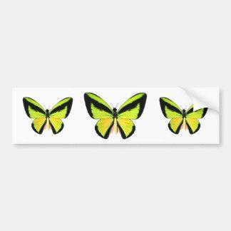 BirdWingZ Butterfly Bumper Sticker