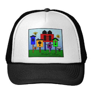Birdy27 Village--Luxury Condos For Birds Trucker Hat