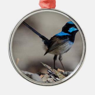 birdy birdy boo metal ornament