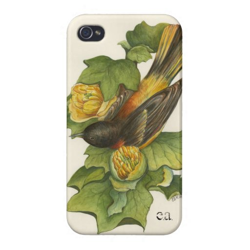 Birdy Case! iPhone 4 Case