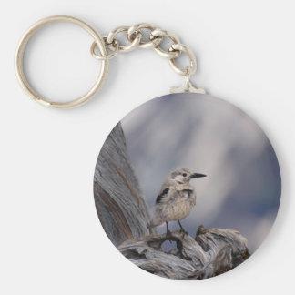 birdy love keychain