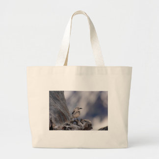birdy love large tote bag