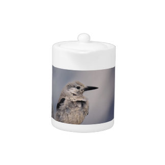 birdy love teapot