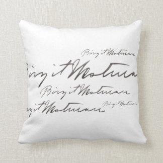 Birgit Westman Signature Throw Pillow