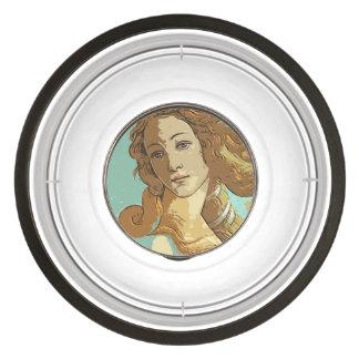 Birh of Venus, Goddess Pet Bowl
