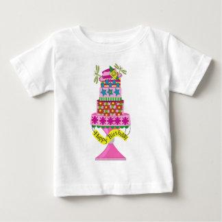 Birithday Cake Baby T-Shirt