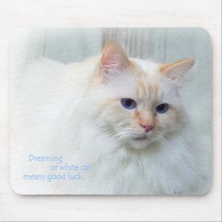 Birman Cat Mousepad