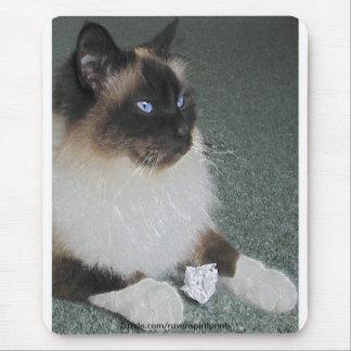 BIRMAN - CAT Mousepad de RAGDOLL Alfombrillas De Raton