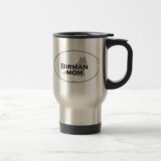 Birman Mom Travel Mug
