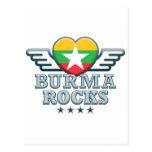 Birmania oscila v2 postal