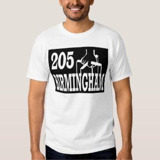 Birmingham (205) -- T-Shirt