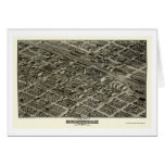 Birmingham, AL Panoramic Map - 1903 Cards