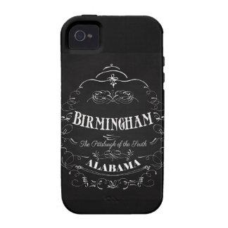 Birmingham, Alabama - la Pittsburgh del sur Vibe iPhone 4 Carcasas