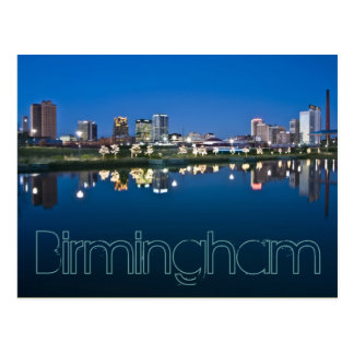 Birmingham, Alabama, los E.E.U.U. Postales