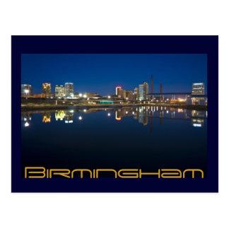 Birmingham, Alabama, los E.E.U.U. Tarjetas Postales