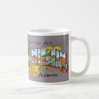Birmingham, Alabama mug