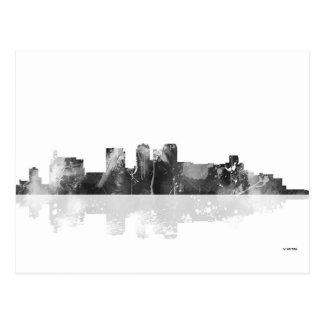 Birmingham Alabama Skyline Postcard