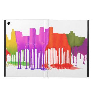 BIRMINGHAM ALABAMA SKYLINE - PUDDLES - iPad AIR COVER