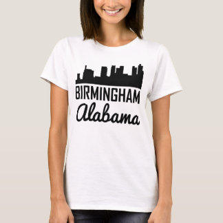 Birmingham Alabama Skyline T-Shirt