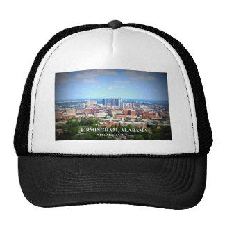Birmingham, Alabama Skyline Trucker Hat
