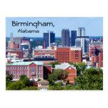 Birmingham, Alabama Tarjeta Postal