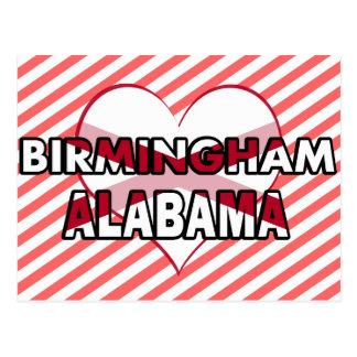 Birmingham, Alabama Tarjetas Postales