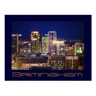 Birmingham, Alabama, U.S.A. Postcard