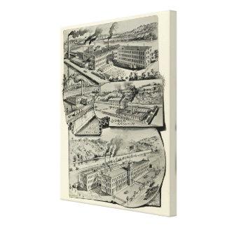 Birmingham Brass Co Canvas Print