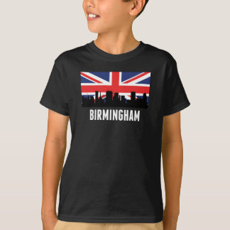 Birmingham British Flag T-Shirt