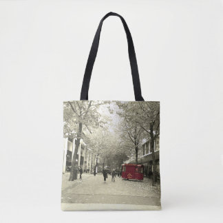 Birmingham by Winter Tote Bag