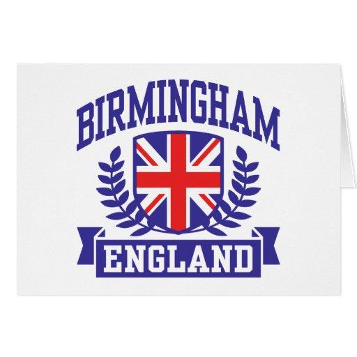 Birmingham Card