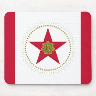 Birmingham city Alabama flag united states america Mouse Pad