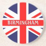 Birmingham England Britain British UK Drink Coasters