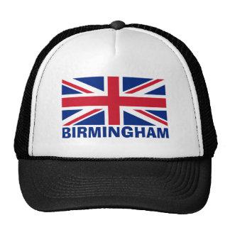 Birmingham in Blue Trucker Hat