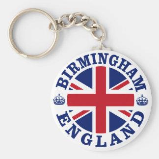 Birmingham Vintage UK Design Keychain