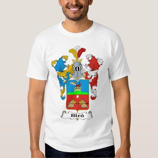 Biro  Family Hungarian Coat of Arms T-shirt