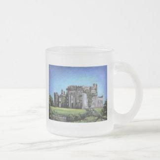 Birr Castle Demesne Frosted Glass Coffee Mug